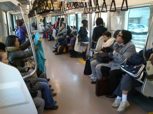 電車で隣に座った女と恋がはじまったキッカケは女の○○